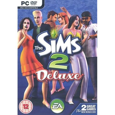 The Sims 2: Deluxe (PC DVD) [Edizione: Regno (Dj Station Karaoke)