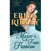 The Major's Faux Fiancee (Dukes of War) (Volume 4) by Erica Ridley (2015-06-01)