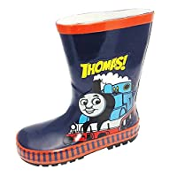 Thomas Boys The Tank Engine 3D Rubber Wellies