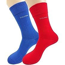 6 Paar Socken (3 blaue ,3 rote)