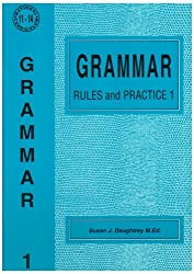 Grammar Rules and Practice: No. 1 (English)