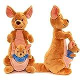 Disey, Winner the Pooh Kanga Roo Medium Soft Toy by Disney