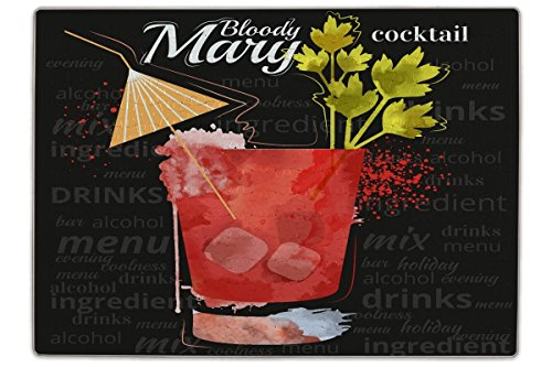 LEotiE SINCE 2004 Puzzle Bar Party Bloody Mary Bedruckt 120 Teile