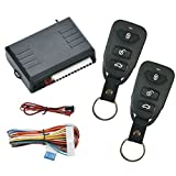 #9: Caldipree Universal Car 2 Central Remote Keyless Entry Door Locking Kit Universal Vehicle System