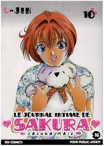 Journal Intime Sakura - Le journal intime de Sakura, Tome 10