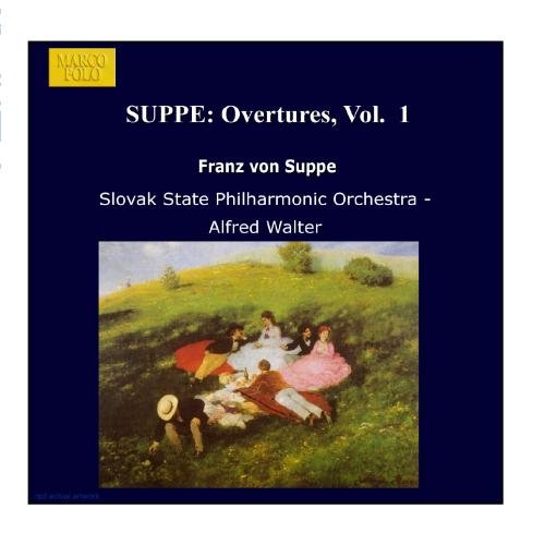 SUPPE: Overtures, Vol.  1
