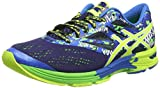 ASICS Gel-Noosa Tri 10, Herren Outdoor Fitnessschuhe, Blau (Navy/Lightning/Neon Orange 5093), 40.5 EU