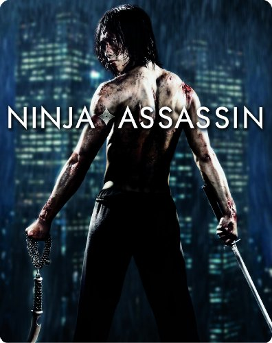 Ninja Assassin - Special Edition (Steelbook) [Blu-ray]