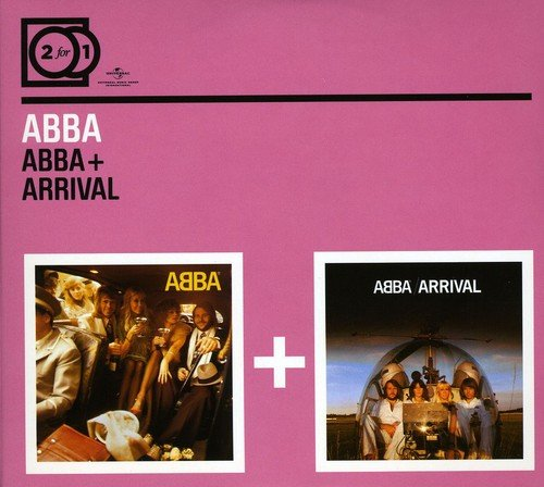 2 For 1: ABBA / Arrival (Digipack ohne Booklet)