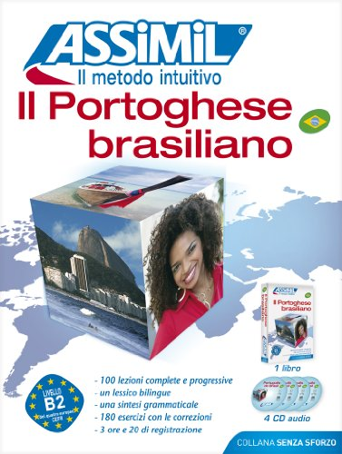 Pack CD Il Portoghese Brasiliano