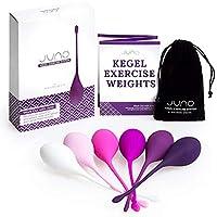 Bolas chinas Kegel: pesas vaginales de ejercicio Kegel (set de 6) - Refuerzo para vejiga y ejercicio de suelo pélvico - Entrenamiento básico o avanzado para mujeres - Recupera control y confianza