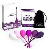 Kegel Weights Pelvic Floor Exercise Kit for Women