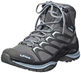 Lowa Damen Innox GTX MID WS Trekking- & Wanderstiefel, Grau (Grigio/Blu Chiaro 9070), 41 EU