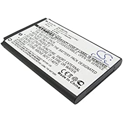 CS-GM10SL Batería 1100mAh [XPLOVA] G3, [Garmin] GPS Mobile 10, GPS Mobile 10x, GPS10 sustituye 010-10840-00, 361-00030-00, 361-00031-00, IA4V310A2