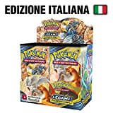 Pokémon Sole e Luna Legami Inossidabili Display 36 Buste