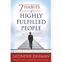 7 Habits of Highly Fulfilled People