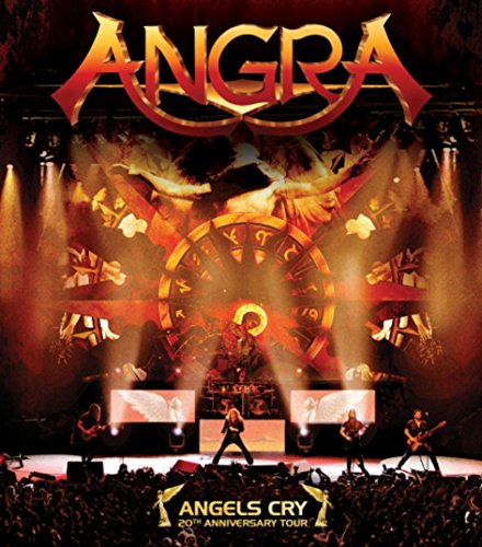 Angra - Angels cry (25th anniversary tour)