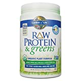 Garden of Life, Raw Protein & Greens, Real Raw Vanilla, 19.3 oz (548 g)