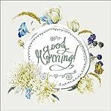 Posterlounge Acrylglasbild 100 x 100 cm: Guten Morgen von Editors Choice - Wandbild, Acryl Glasbild, Druck auf Acryl Glas Bild