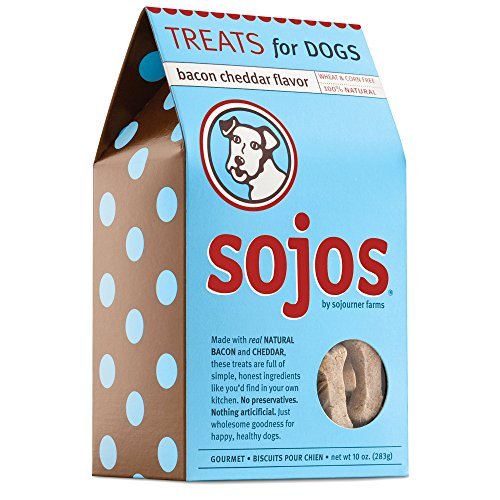 Artikelbild: SOJOS TREATS BACON CHEDDAR