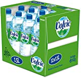 Brand New. Volvic Natural Mineral Water Still Bottle Plastic 1.5 Litre Ref 8873 [Pack 12]