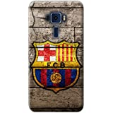 Mott2 Back Case For Asus Zenfone 3 ZE520KL (5.2 Inches) | Asus Zenfone 3 ZE520KL (5.2 Inches)Back Cover | Asus Zenfone 3 ZE520KL (5.2 Inches) Back Case - Printed Designer Hard Plastic Case - Barcelona Theme - B075SWPD5Z