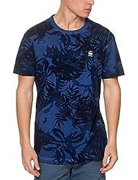 G-Star Hombres Ropa superior / Camiseta Relax Lyon Jersey HW AO OD