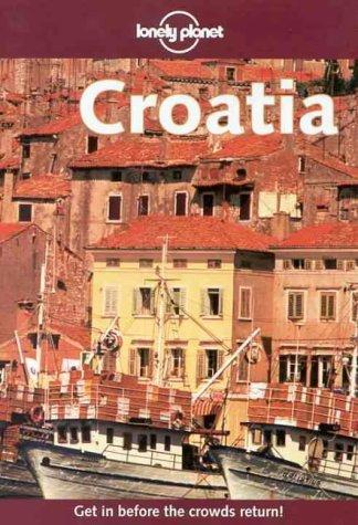 Lonely Planet : Croatia