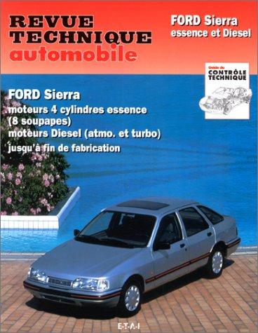 Revue Technique 716.1 ford sierra 4 cyl. es (8 soupapes), moteurs Diesel et turbo Diesel