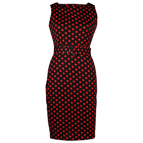 Partiss - Robe - Femme X-Large Winered