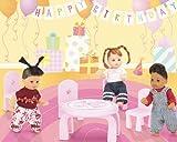 Mattel - Barbie B9216-0 Happy Family Babys Freunde