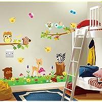 Amazonfr Papier Peint Chambre Enfant Bébé Puériculture