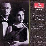 Canzoni Da Sonar by Matthews (2003-04-17)