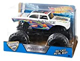 Hot Wheels Monster Jam Avenger White, Mu...