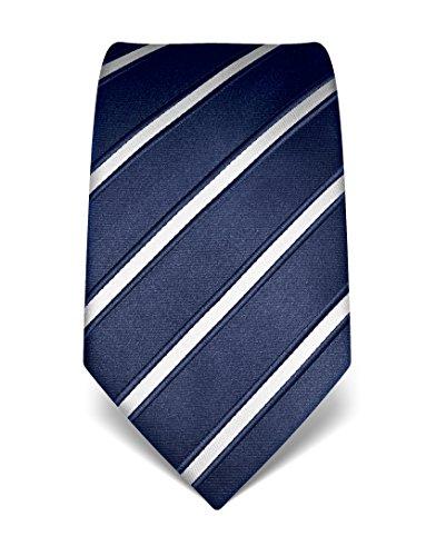 vb-cravatta-da-uomo-in-seta-fantasia-a-righe-vari-colori-disponibili-dark-blue-taglia-unica