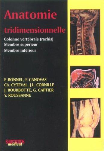 Anatomie tridimensionnelle