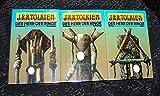 Der Herr der Ringe – Trilogie – 3 Bände mit beiligender zugehöriger Karte