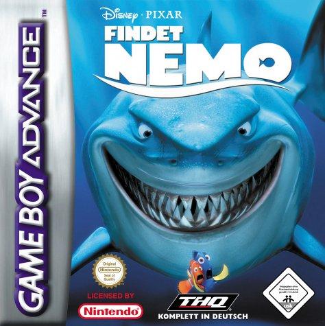 Findet Nemo (Advance Mario Sp Gameboy Classic)
