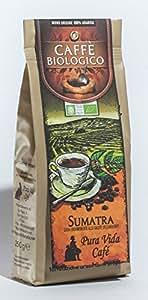 Caffè Biologico Sumatra Mono-origine 100% arabica