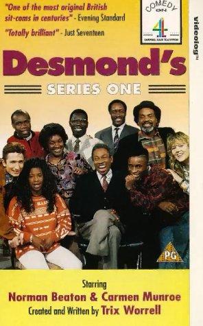 desmonds-series-1-vhs-1989