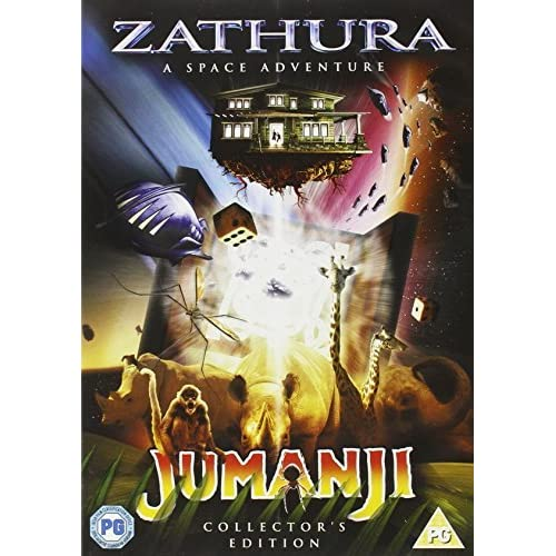 Zathura - A Space Adventure/Jumanji [Region 2] 4