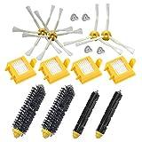 aotengou Kit d'accessoires pour aspirateur iRobot Roomba 700 Series 760 770 780 790,...