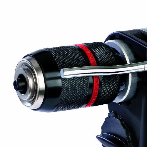 Einhell RT-ID 110 Schlagbohrmaschine, 1.100 W, 2 Gänge, max. Schlagzahl 46.500 min-1, Abnehmbare Staubabsaugvorrichtung, Bohrerdepot im Handgriff - 4