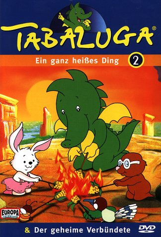 Tabaluga 02 - Ein ganz heißes Ding/Der geheime Verbündete