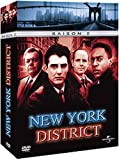New York District - L'intégrale Saison 2 (22 épisodes) - Coffret 6 DVD