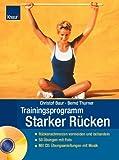 Trainingsprogramm starker Rücken + CD - Christof Baur