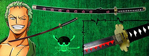 Shuusui acqua d'autunno one piece katana zoro spada sword cosplay shusui