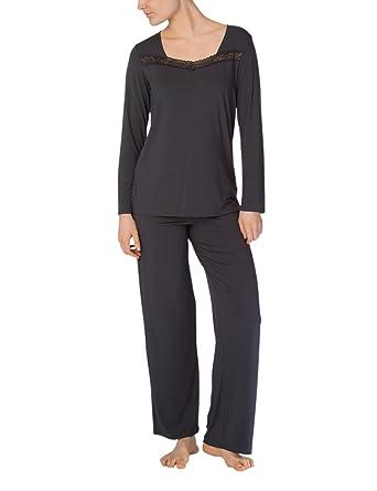 Details für Markenqualität große Vielfalt Modelle Calida Women's Eliza Damen Pyjama Set: Amazon.co.uk: Clothing