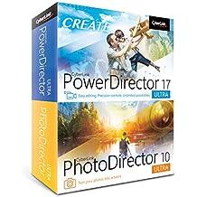 CyberLink PowerDirector 17 Ultra + PhotoDirector 10 Ultra