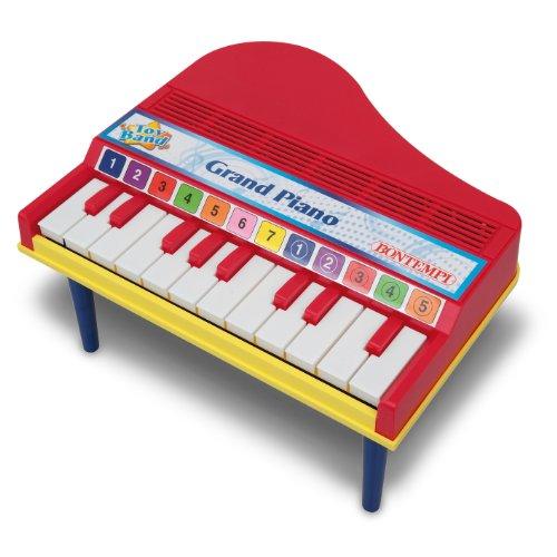 Bontempi pg 1210.2 - pianoforte da tavolo a 12 tasti